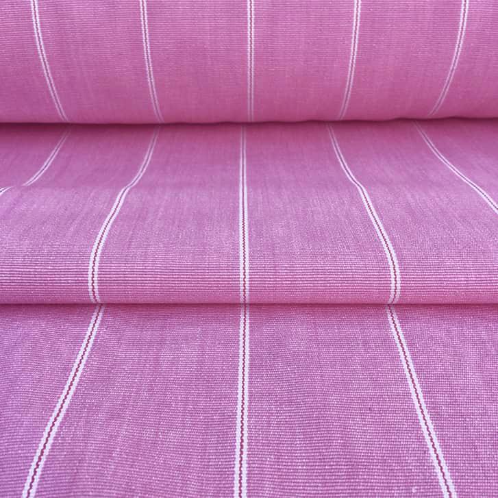 Pink Pinstripe Cotton best 1