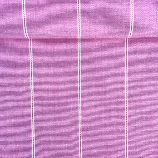 Pink Pinstripe Cotton