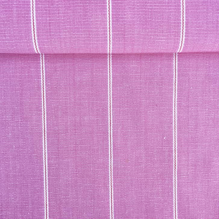 Candy Pink Pinstripe - Cotton