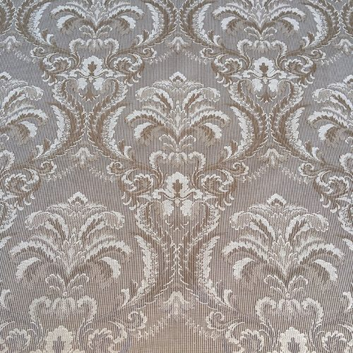 taupe brocade 1
