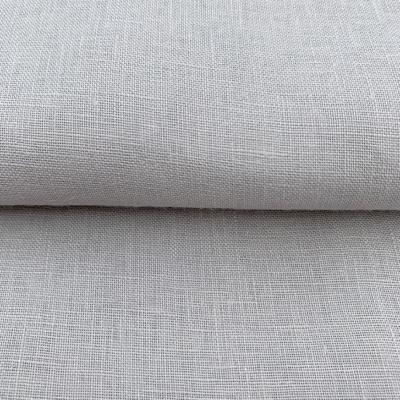 Silver Grey - Belgian Linen