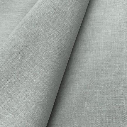 Ash - Organic Belgian Linen