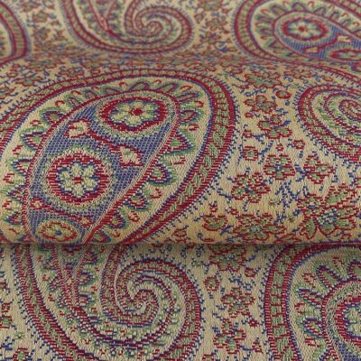 Paisley - cotton/poly