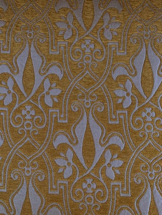 gothic gold brocade