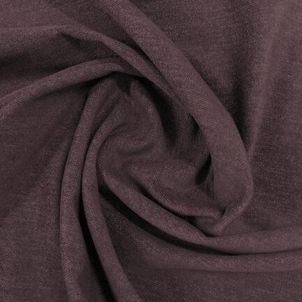 Fig - Brushed Linen/Cotton