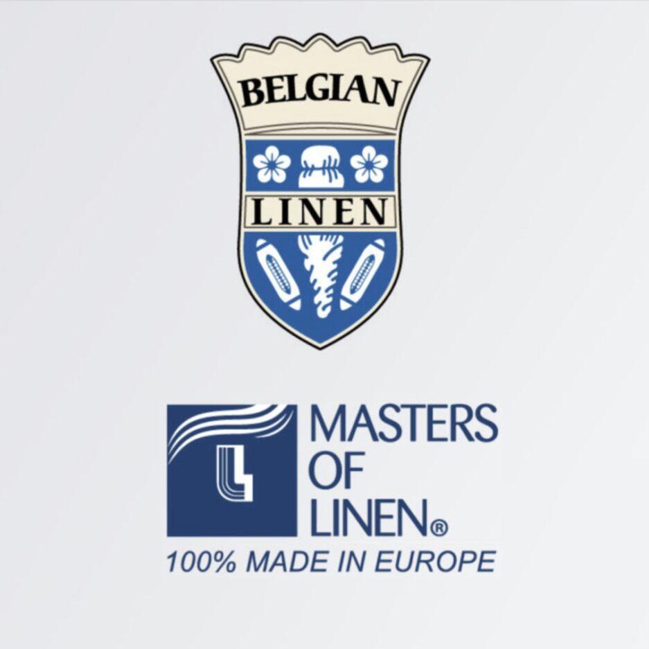 Belgian Linen and Masters of Linen Certified